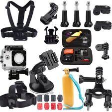 Accessories  Kit Mount set for Gopro hero 7 6 5 Session SJ4000 SJCAM 4 /Xiaomi y