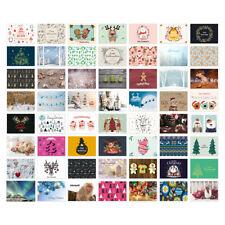 Weihnachtskarten Postkarten 56 Stück Set DIN A6 Weihnachtspostkarten Weihnachten