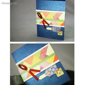 Congratulatory Card invite Wedding Day Card Thank You Card KOREA Traditional 6