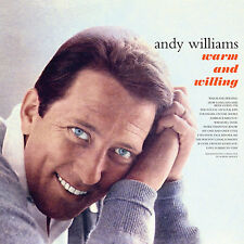 Andy Williams – Warm And Willing  CD