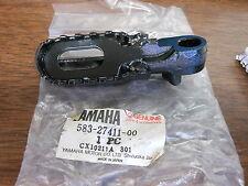 NOS Yamaha 1976-1981 XT500 TT500 Left Footrest 583-27411-00