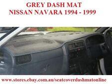 DASH MAT, DASH MAT, DASHBOARD COVER FIT NISSAN NAVARA 1994 - 1999, GREY