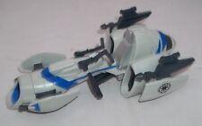 """Star Wars Figure 3.75"""" Range -Clone Wars Speeder Bike - 1 of 2 Supplied"""