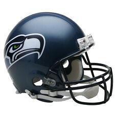 SEATTLE SEAHAWKS 03-11 THROWBACK NFL AUTHENTIC FOOTBALL HELMET