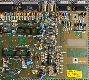 AMIGA 500 Mainboard: REV 6A / Ohne CHIP´s  .... ##18 - 2021