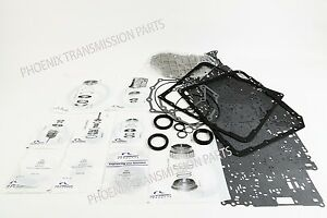 RE5R05A  RE5RO5A Transmission Gasket and Seal Overhaul Rebuild Kit with Filter