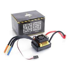 BoldClash LiPo Waterproof ESC with BEC 6.1V/3A Switch Mode for 1/8 120A 2S~6S
