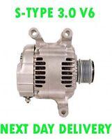 JAGUAR S-TYPE 3.0 V6 1999 2000 2001 2002 2003 2004 2005 > 2007 ALTERNATOR
