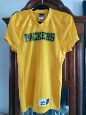 Green Bay Packers (WALING)  jersey youth Allison Athletic size medium.