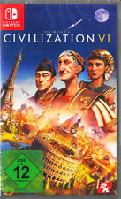 Sid Meier's CIVILIZATION VI - CIV 6 - Nintendo Switch - Neu & OVP