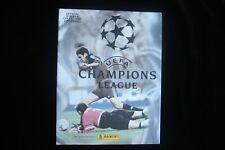 Panini Champions League 2000/2001 Complete Set Leeralbum + Bildersatz