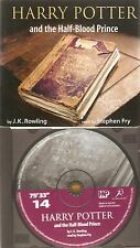 Harry Potter & the Half-Blood Prince Replacement Disc 14 ONLY (2005) FREE UK P&P