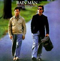 RAIN MAN Original Soundtrack CD BRAND NEW