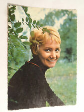 VINTAGE CARTE POSTALE CLAUDINE COPPIN