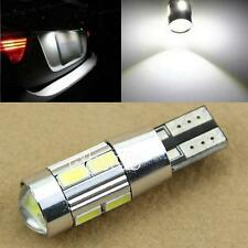 No Error Bulb Car License Plate Light White DC 12V 10 SMD 5630   T10 W5W LED