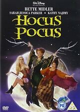 Hocus Pocus  with Bette Midler New (DVD  1993)
