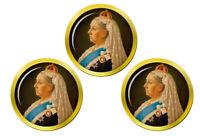Reine Victoria Marqueurs de Balles de Golf