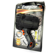 EnergizerHCSP61E HARD CASE LED Spotlight 600 Lumen 6 AA Batteries Included