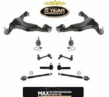 Tacoma Lower Control Arms 4x4 & PreRunner RWD Tie Rods Ball Joints 10Pc