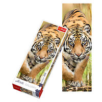 Trefl 300 Piece Adult Large Home Gallery Creeping Tiger Scary Jigsaw Puzzle NEW