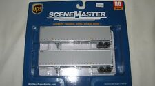 Walthers Ho 45' Stoughton Trailer 2-Pack Ups Without Shield #949-2212