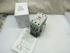 Cerus Magnetic Contactor Mrc 50a Mrc 50l 12a 3 Phase 240 600v 110vac Coil 1no1nc