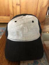 U.S. Polo Assn. Men's Black Baseball Cap
