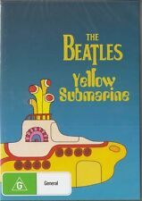 THE BEATLES YELLOW SUBMARINE - ALL TIME CLASSIC - NEW & SEALED DVD