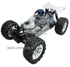 BUGGSTER N2 OFF ROAD MOTORE A SCOPPIO GO.18 2 MARCE RADIO 2.4 1:10 RTR 4WD VRX