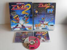 Zool 2 für Commodore Amiga CD32 (Big Box) OVP