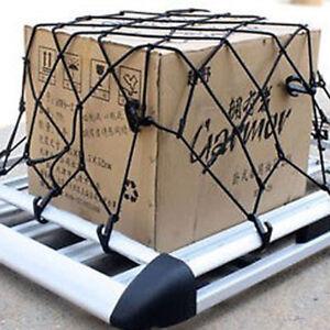Van Roof Top Rack Luggage Carrier Cargo Cover Net Basket Elasticated Exterior