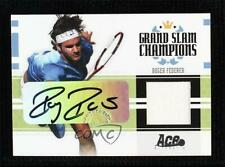 2005 Ace Authentic Signature Series Jersey /50 Roger Federer #GS-11 Auto