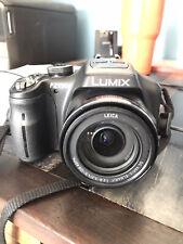 Panasonic LUMIX DMC-FZ150 12.1MP Digital Camera - Black