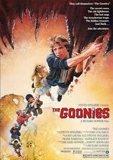 The Goonies A4 260gsm Poster Print