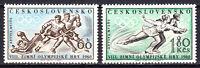Tschechoslowakei 1960  Mi. 1183-84 ** postfrisch / MNH