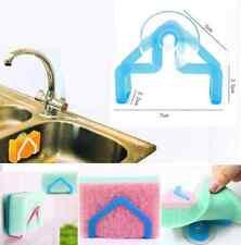 Holder Kitchen Tools Gadget Decor Convenient Sponge Holder Suction Cup Sink hs0