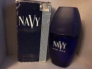 Navy by Noxell 1.7 oz After Shave Splash Men Vintage In Box Old Formula