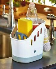 Sink Kitchen Caddy Storage Sponge Soap Utensils Holder Bathroom Cabinet Tidy