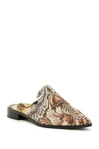 Shellys London Cantara Mule, Pointed toe, Loafer design Size 37 (US 6.5) $99 NWB