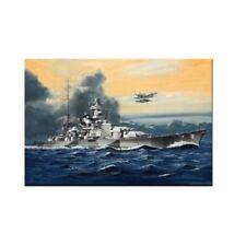 Barco de automodelismo y aeromodelismo plástico de guerra