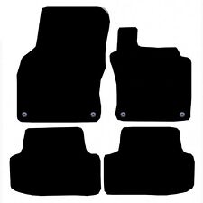 VW Golf Mk7 Fully Tailored Car Mats (2013 Onwards) - Black