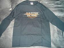 T-SHIRT / SHUTTER ISLAND / DICAPRIO / NOIR / M