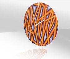 Uhr Wanduhr Amabi® Design Kunst Art OP POP ART Vintage Design Modern abstrakt