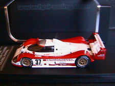 TOYOTA TS010 #37 24 HOURS LE MANS 1993 RAPHANEL WALLACE ACHESON HPI 8568 1/43