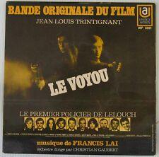 Francis Lai Lelouch Le voyou Trintignant 1970