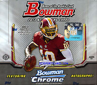 2013 Bowman Football Complete Your Set Pick 25 Cards From List