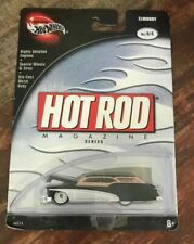 Hot Wheels - Hot Rod Magazine ~ Elwoody ~ NEW ON CARD