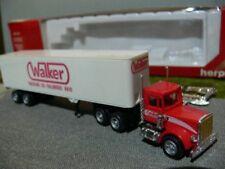 1/87 Herpa Peterbilt Walker US Truck 3900309