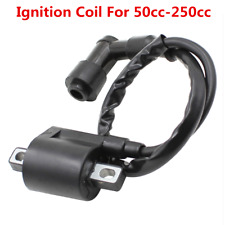 Coil Ignition For Chinese Motor Dirt Bike ATV Quad 50 70 110 125 150 200cc 250cc
