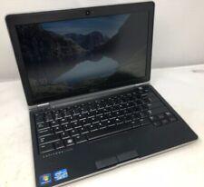 """Dell Latitude E6230 Notebook 12.5"""" Screen Core i7-3540M, 3.0GHz 8GB 320GB W10P"""